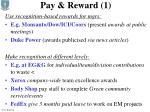 pay reward 128