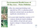environmental health issues of sf bay area water pollution12