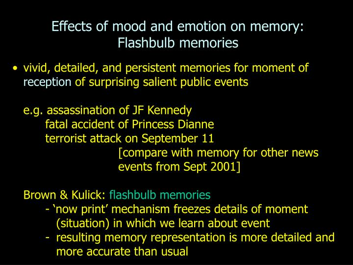 Ppt Autobiographical Memory Across The Life Span Powerpoint