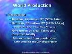 world production faostat database 2000 2002