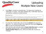 uploading multiple new users19