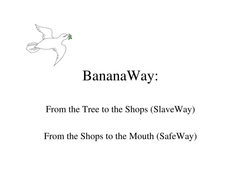 bananaway l.