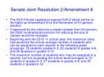 senate joint resolution 2 amendment 8