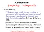 course site beginning or beyond27