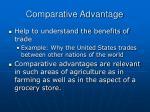 comparative advantage10