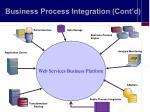 business process integration cont d12