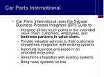 car parts international
