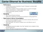 carrier ethernet for business benefits26