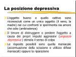 la posizione depressiva