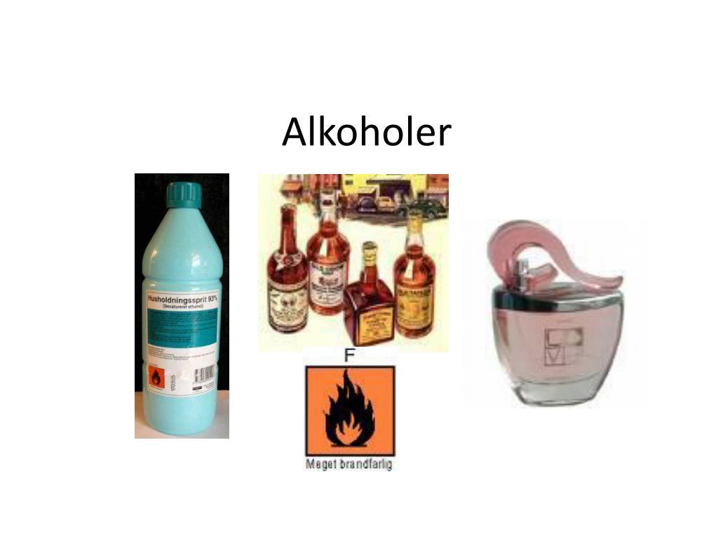 Alkoholer