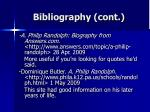 bibliography cont18
