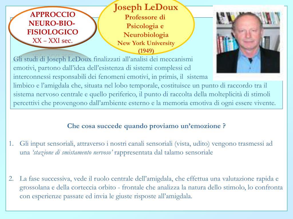 Joseph LeDoux