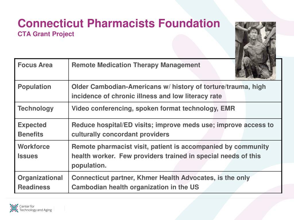 Connecticut Pharmacists Foundation