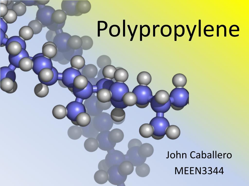 polypropylene l.