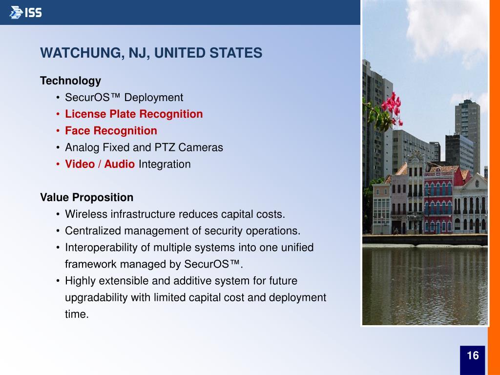 WATCHUNG, NJ, UNITED STATES