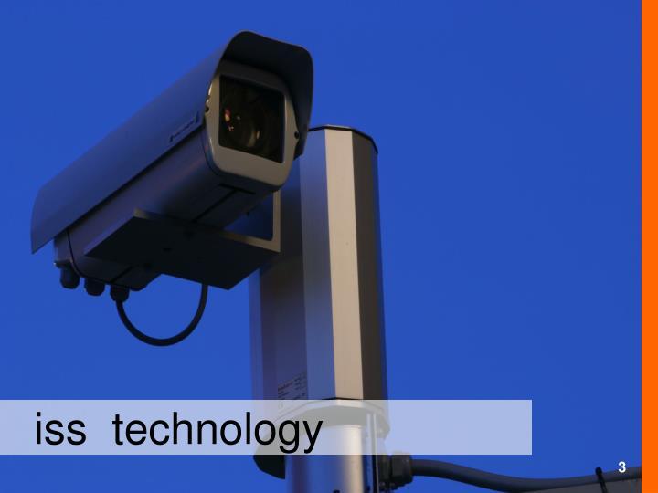 Iss  technology