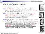 istoria supraconductorilor51