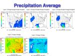 precipitation average