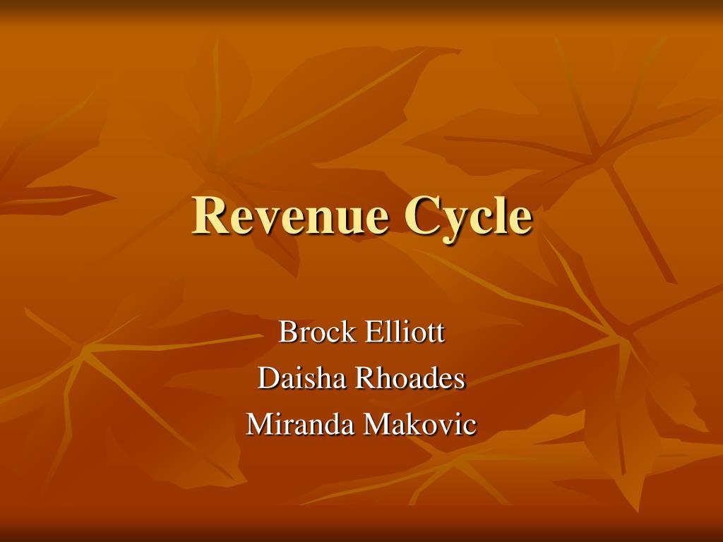 revenue cycle l.