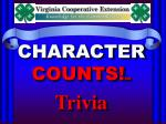 character counts sm trivia