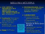 mieloma m ltiple