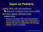 sepse em pediatria13