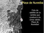 playa de nuweiba