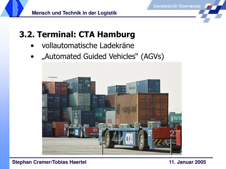 3.2. Terminal: CTA Hamburg