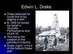 edwin l drake