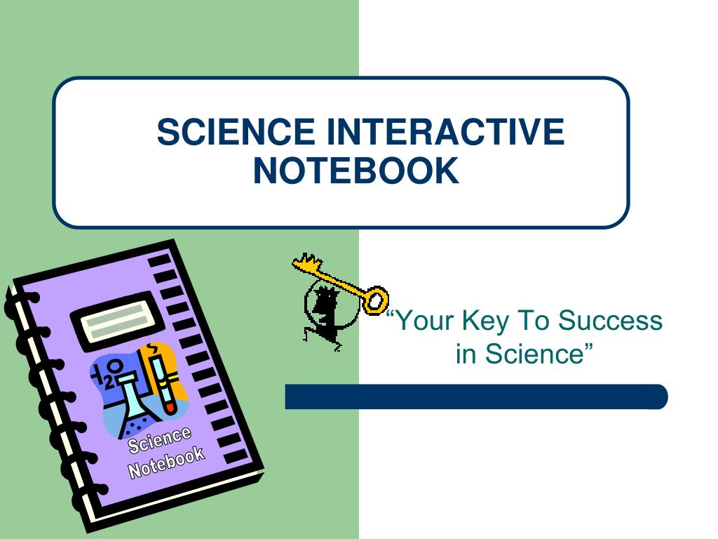 science interactive notebook l.