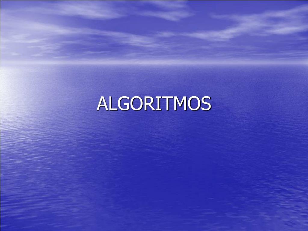 algoritmos l.