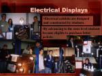 electrical displays