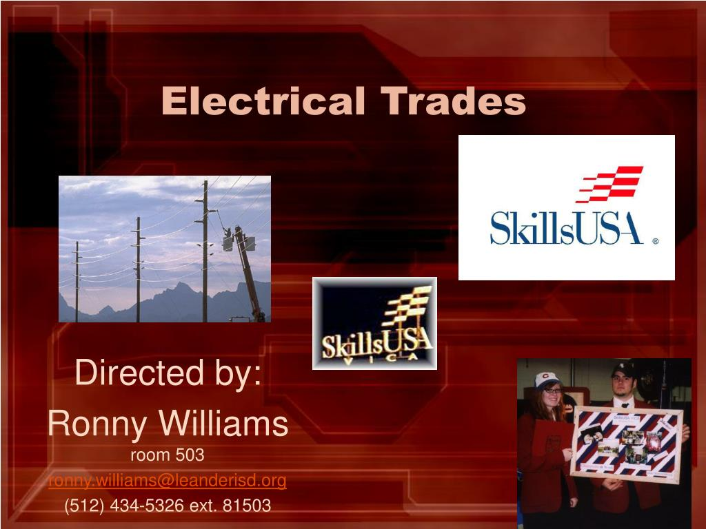 electrical trades l.
