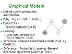 graphical models22