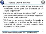 ataques charset reduction