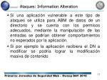 ataques information alteration