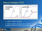 robust multiplex pcr