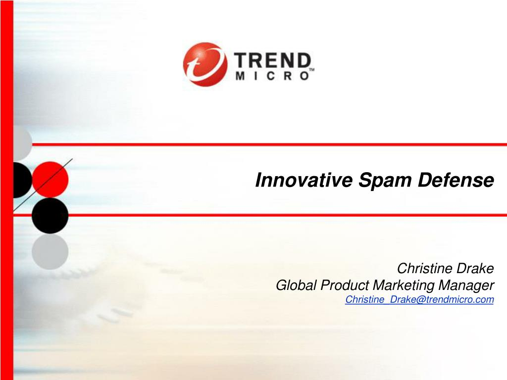 innovative spam defense l.