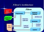 filtron s architecture