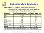 hochwasserschutz brandenburg