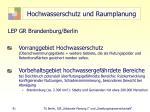 hochwasserschutz und raumplanung91