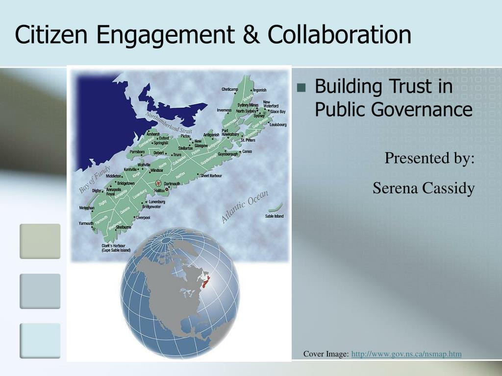 citizen engagement collaboration l.