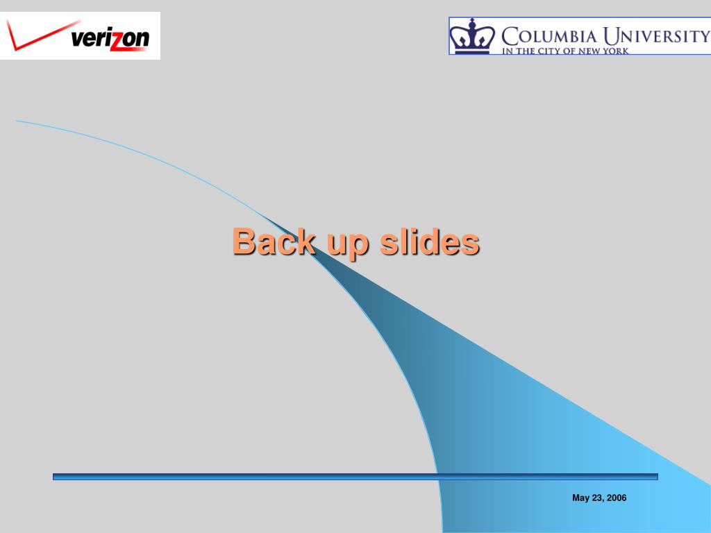 PPT - Columbia Verizon Research Security: VoIP Denial-of