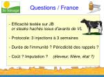questions france