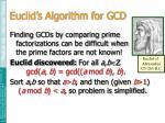 euclid s algorithm for gcd23
