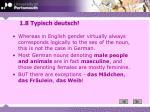 1 8 typisch deutsch