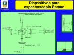 dispositivos para espectroscop a raman