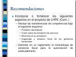 recomendaciones43