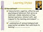 learning styles18