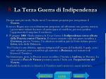 5 la terza guerra di indipendenza